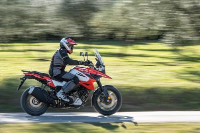 Suzuki presenta la prima edizione del V-Strom Day 2021