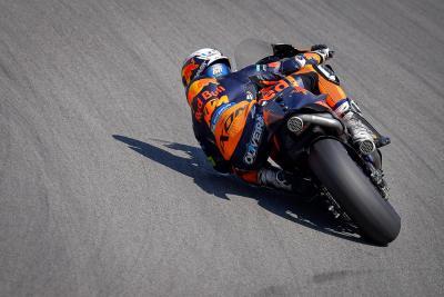 MotoGP 2021, FP2 Sachsenring: Oliveira stacca tutti con la sua KTM