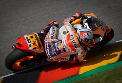 MotoGP 2021: Marquez torna alla vittoria, è -ancora- il re del Sachsenring!
