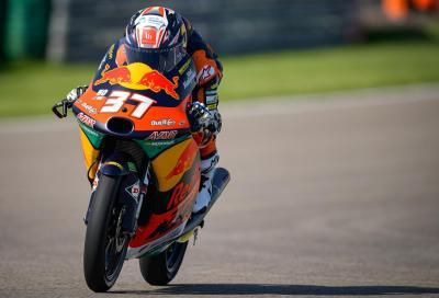 Moto3 2021: Acosta vince una gara ad eliminazione al Sachsenring