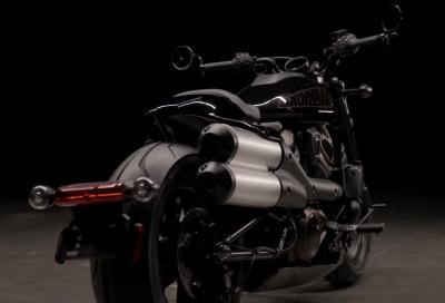 In arrivo la nuova Harley-Davidson Custom 1250. Le prime foto
