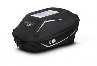 Shad Pin System: fissaggio rapido per la borsa da serbatoio