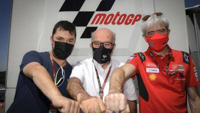 VR46 e Ducati insieme in MotoGP dal 2022. Rossi in sella?
