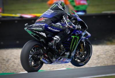 Brillano le Yamaha nelle FP3 di Assen: Viñales e Quartararo al top, bene Rossi