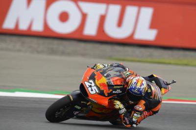 Moto2 2021, Assen: le KTM Ajo ancora davanti a tutti, R. Fernandez in pole