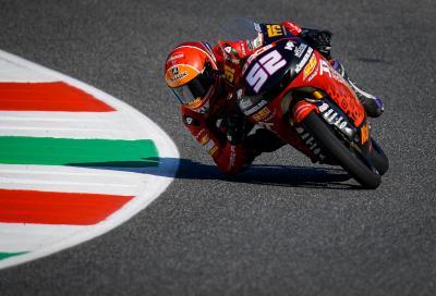 Moto3 2021, Assen: pole con record per Alcoba, Acosta out per infortunio
