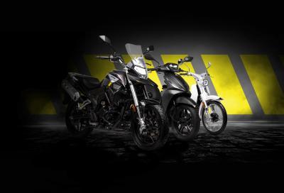 Moto, scooter e veicoli elettrici: Motron presenta la gamma 2021