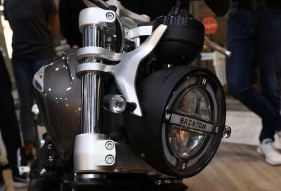 In arrivo una Brixton di 1.200 cc dal fascino rétro?
