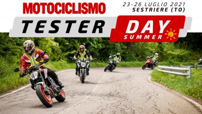Tester Day Summer: ultimi giorni per iscrivervi!