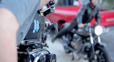BMW con MotoTematica Film Festival a Eternal City Motorcycle Custom Show
