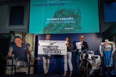 Gresini Racing dona una nuova sala simulazione all'ospedale di Bologna