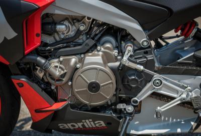 Richiamo per Tuono e RS 660. Aprilia sostituisce il motore