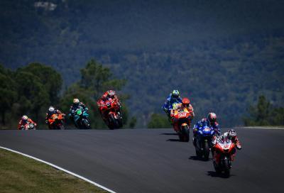 Cambia ancora il calendario della MotoGP 2021