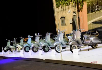 Autoworld di Bruxelles celebra i 75 anni di Vespa