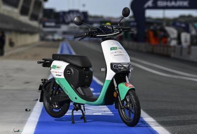VMoto Soco fornitore ufficiale di scooter per la MotoE