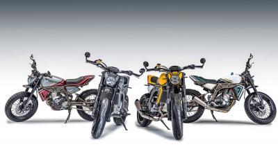 CCM presenta le nuove Street Moto e Street Tracker
