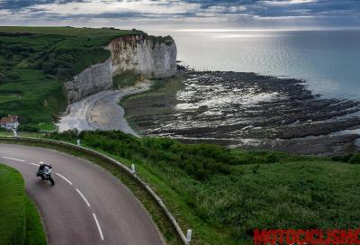 Francia: la Normandia in moto