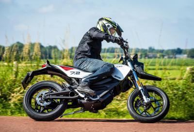 Zero FXE, nuova fun bike elettrica