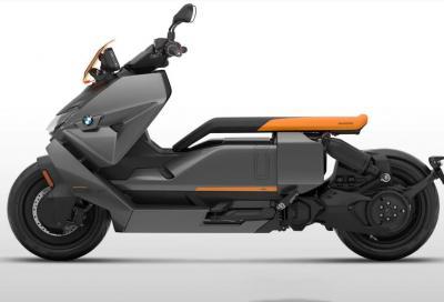 Nuovo BMW CE 04: il prezzo