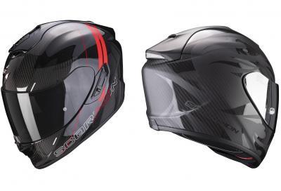 Nuovo Scorpion Exo 1400 Carbon Air, il casco GT