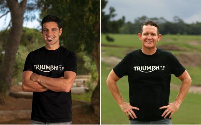 Triumph, in arrivo moto da enduro e cross?