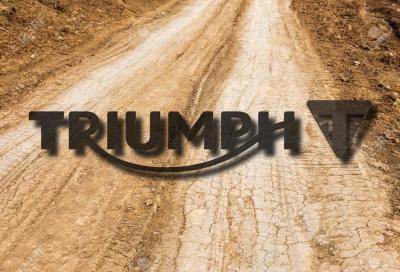 UFFICIALE: Triumph entra nel mondo del cross e dell'enduro