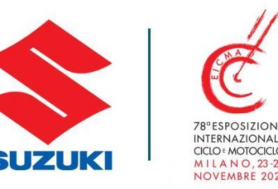 Suzuki annuncia la presenza a EICMA 2021