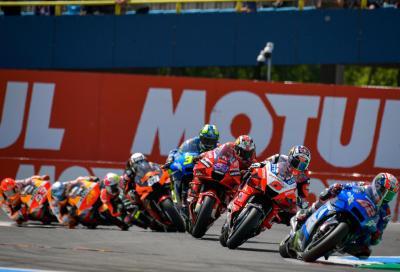 Cancellato il Gran Premio di Thailandia 2021