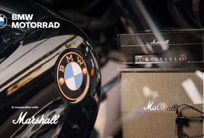 BMW e Marshall annunciano una partnership strategica