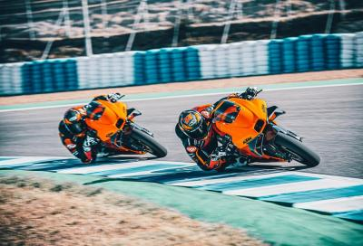KTM RC 8C sold out in 4 minuti