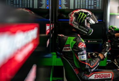 Rea in MotoGP con Yamaha Petronas: