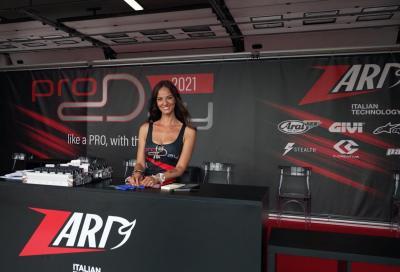 Zard annuncia a Misano l'inaugurazione di un nuovo R&D