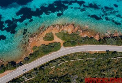 Sardegna, la Gallura in moto