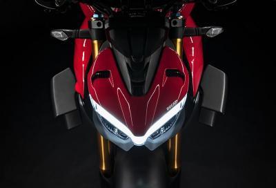Nuova Ducati Streetfighter V4 SP in arrivo