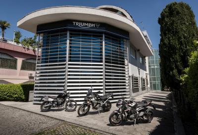 Triumph chiude in crescita il 2021 sotto la spinta di Tiger 900 e Trident