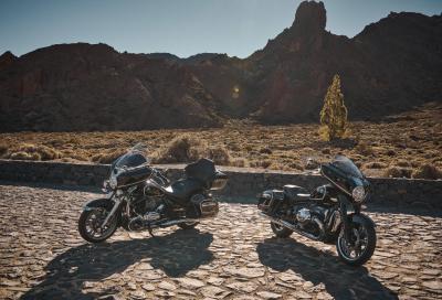 Due nuove First Edition da BMW: R 18 Transcontinental e R 18 B