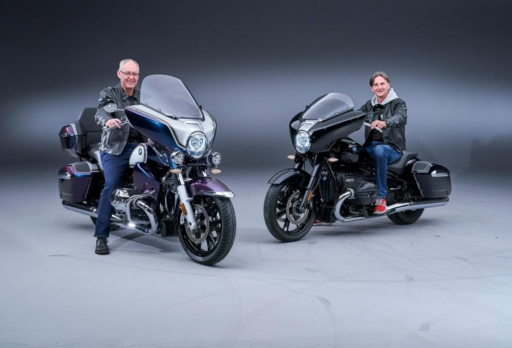 The new BMW R 18 told by those who created them