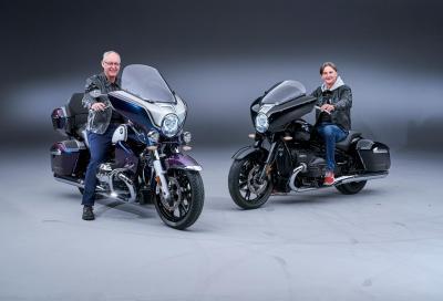 Le nuove BMW R 18 raccontate da chi le ha create