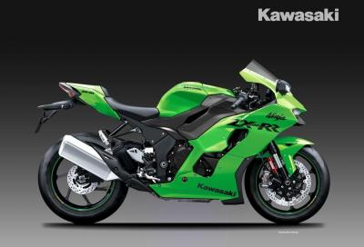 "Kawasaki Ninja ZX 696 RR, il ""ritorno"" tra le sportive medie"
