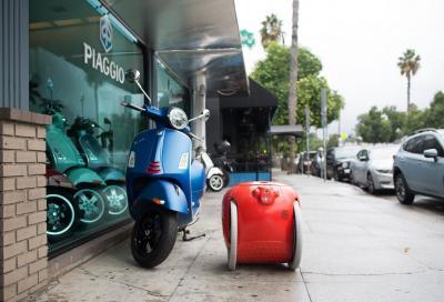 Piaggio, una nuova tecnologia per i sistemi di assistenza avanzata alla guida