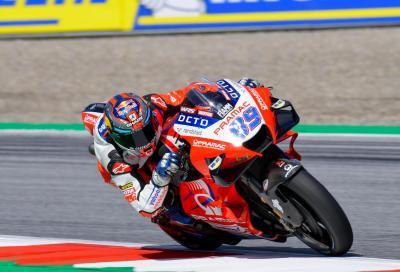 Jorge Martin conquista la pole position al Red Bull Ring
