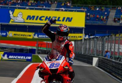 Strepitoso Martin, vince la sua prima gara in MotoGP al Red Bull Ring