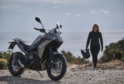 Il prezzo della nuova Moto Morini X-Cape