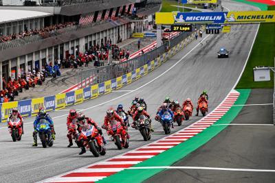 Orari TV MotoGP 2021, GP d'Austria, Red Bull Ring
