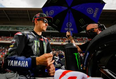 ULTIM'ORA: Viñales sospeso da Yamaha. Non correrà in Austria