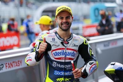 Super Fenati in Moto3, è pole al Red Bull Ring