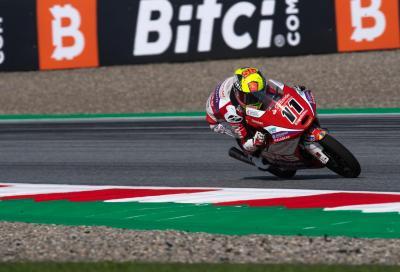 Moto3, Austria: super rimonta di Garcia, sale sul gradino più alto del podio