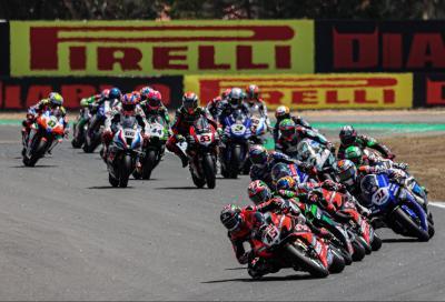 Orari TV Superbike 2021, Navarra