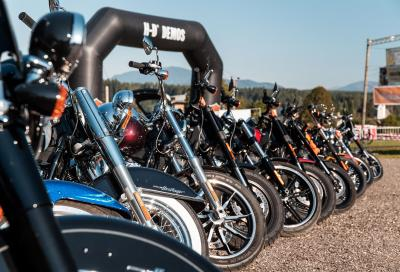 Harley-Davidson European Bike Week 2021: dal 7 al 12 settembre in Austria