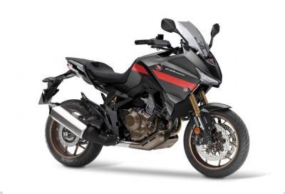 In arrivo la Honda NT1100, crossover col motore dell'Africa